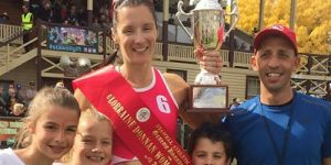Stawell Gift 400m winner