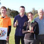 Latipsoh Golf Day winners
