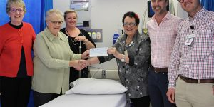 Glenrowan Tennis Club Donation