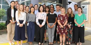 22 new interns start their careers at NHW