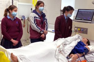 Students get a Taste of Health