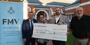 Freemasons support Hume Digital ECG project