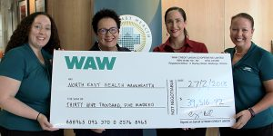 Latipsoh Donation from WAW