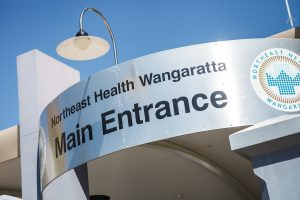 Entry to hospital remains restricted