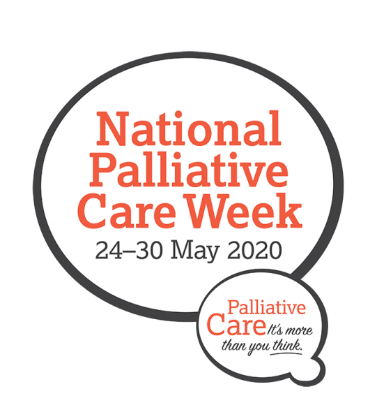 Palliative Care Week logo