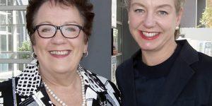 Senator Bridget McKenzie visits NHW