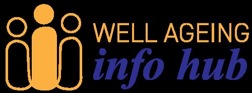 Well Ageing Info Hub logo