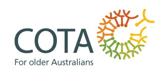 COTA (Council on the Ageing) logo